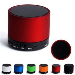 BLUETOOTH WIRELESS MINI PORTABLE SPEAKER