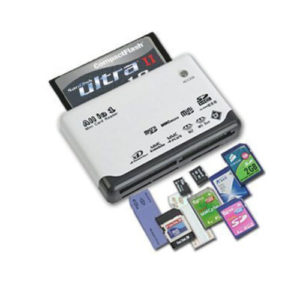 NEW USB 2.0 ALL IN 1 Multi CARD READER SD/XD/MMC/MS/CF