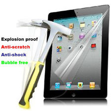 Bubble free Anti Scratch Anti Shock Screen Protector Film for ipad air 5 Gen.