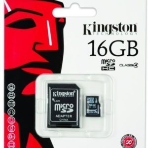 16GB Micro SDHC SD Memory Card for Nintendo DS DSi XL 3DS LITE – Wii – KINGSTON