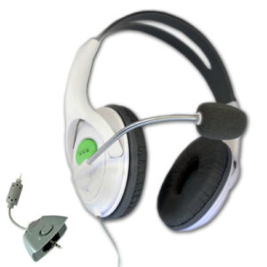 Sensational Headset With Microphone for XBOX 360 Live