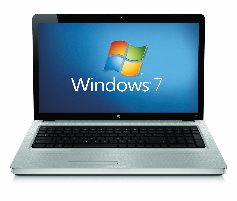 HP G72B20SA 17.3″ Laptop Intel Core i3350M 2.26GHz, 4GB RAM