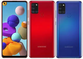 SAMSUNG GALAXY A21S DUAL SIMS BRAND NEW BOX