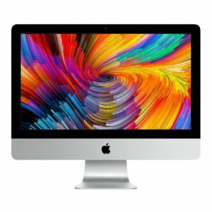 Apple iMac 21.5″, Core i5, 2.7GHZ- 8GB RAM-1TB ULTRA FAST HDD- CATALAINA iOS